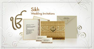 Sikh Wedding Invitations True Reflection of a Sikh Wedding by – Sikh Invitation Cards