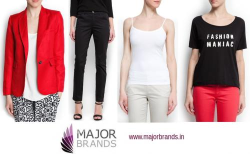Online Mango Clothing Stores in India