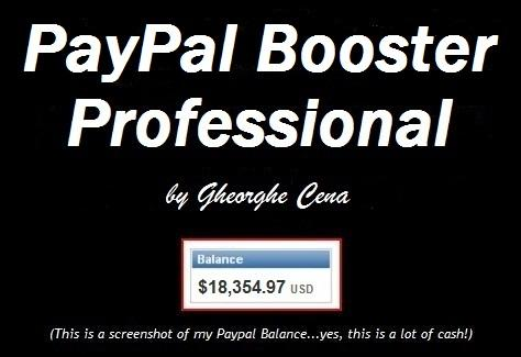 how to get money from your paypal account