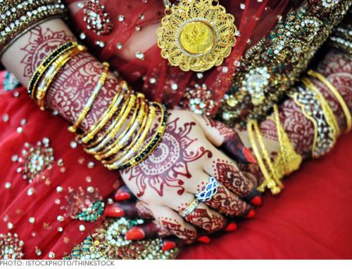 Mehndi Designs Tutorial Pdf : Indian bridal mehndi henna design how to do wedding