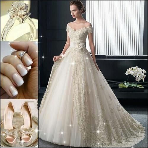 Fat brides choose wedding dress three misunderstandings by for Wedding dress for fat