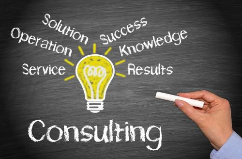 business consulting firm
