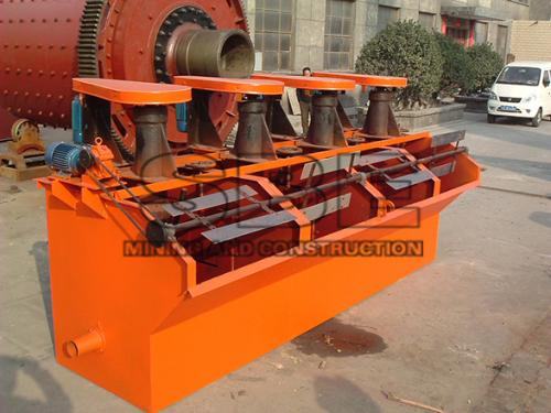 Froth Flotation Machines