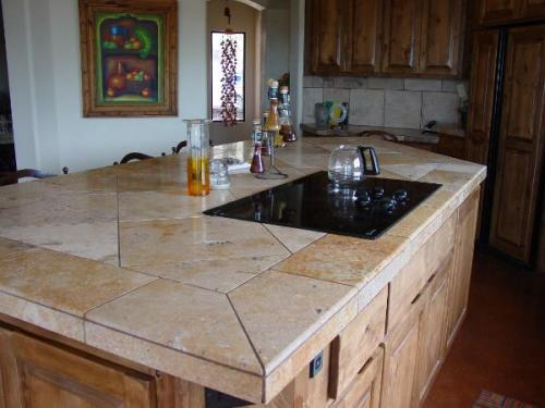 Natural Stone Countertops : Natural stone countertops adding aesthetics and