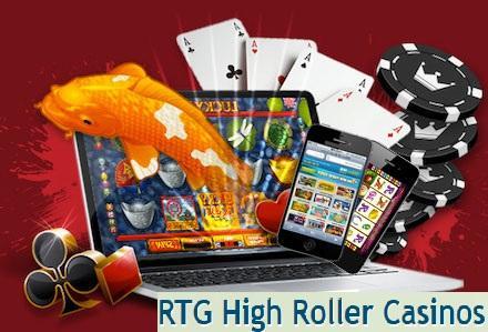 Casinos rtg