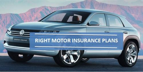 Invest In The Right Motor Insurance Plans By Registering