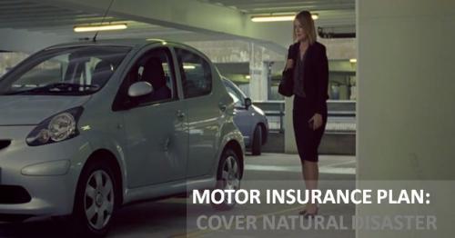 Motor Insurance Plan Cover Natural Disaster By Rimita Desail