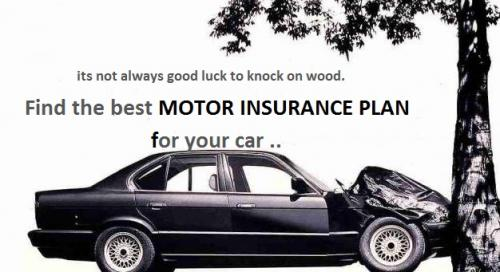 Finding The Best Motor Insurance Plan The Easiest Way By