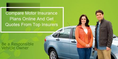 Compare Motor Insurance Plans Online And Get Quotes From