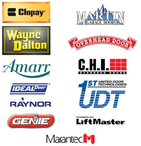 We Service and Repair All Brands of Doors and Openers by Michael Martin