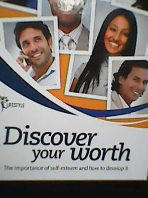 DISCOVER YOUR WORTH