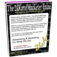 The 24KaratMarketer Ezine