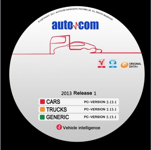 How to install and activate 2013 release 1 Autocom delphi software? by