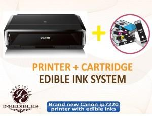 Canon Edible Ink Printer: Pixma MX892
