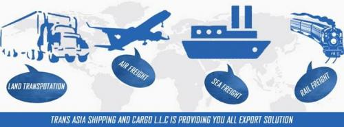 Shipping & Sea freight services in Dubai