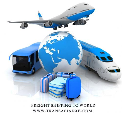 Logistic shipping company