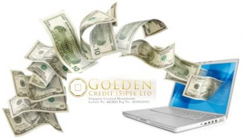 Golden credit quick cash Loan