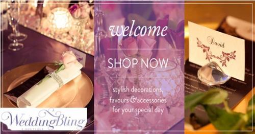 Online Wedding Shop - Australia