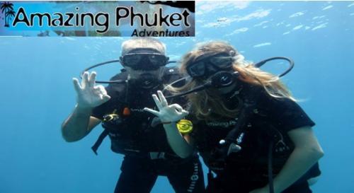 PADI diving course Rawai Phuket