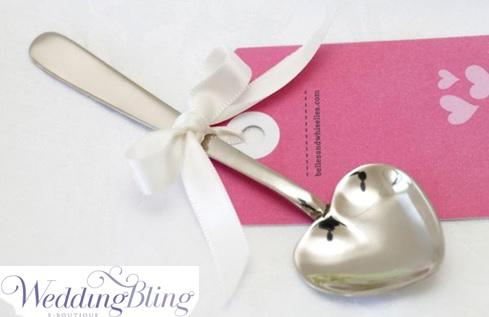 Wedding - Heart Tea spoon Poplet