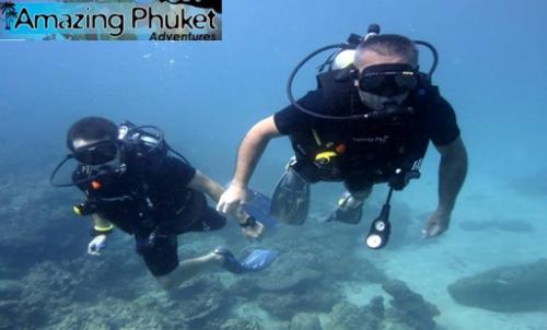 PADI Dive Center Phuket