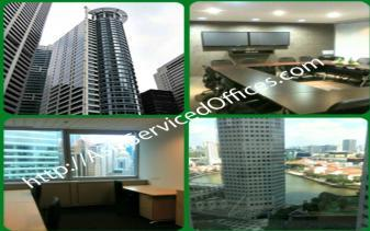 short term office rental