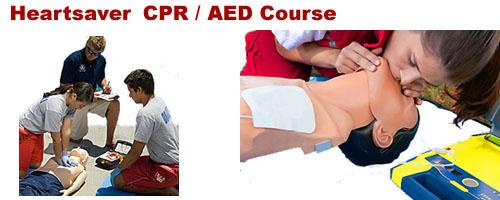 CPR certifications