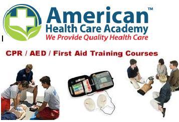 CPR Online Certification