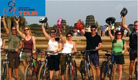 Vietnam cycling tour