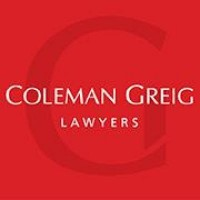Reviewed by Coleman Greig Lawyers