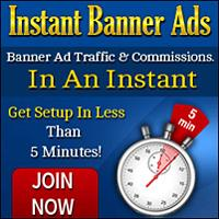 Instant Banner Ads