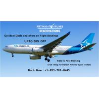 AIR TRANSAT AIRLINES RESERVATIONS